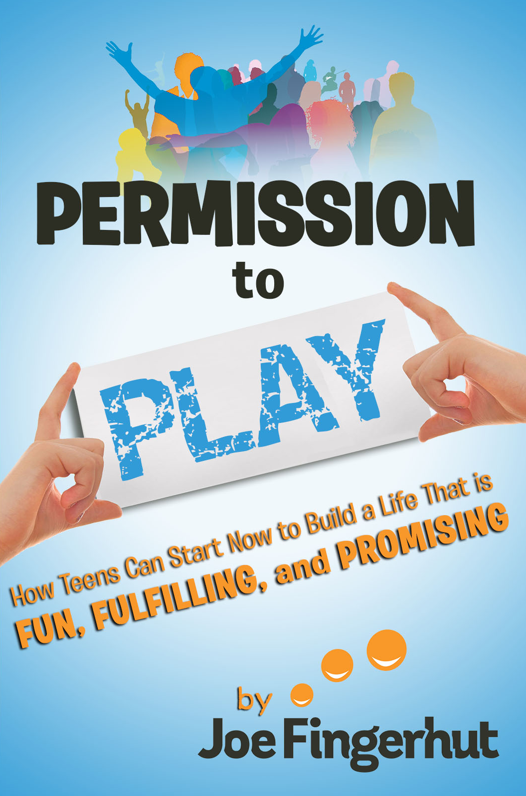 Permission to Play by Joe Fingerhut front cover