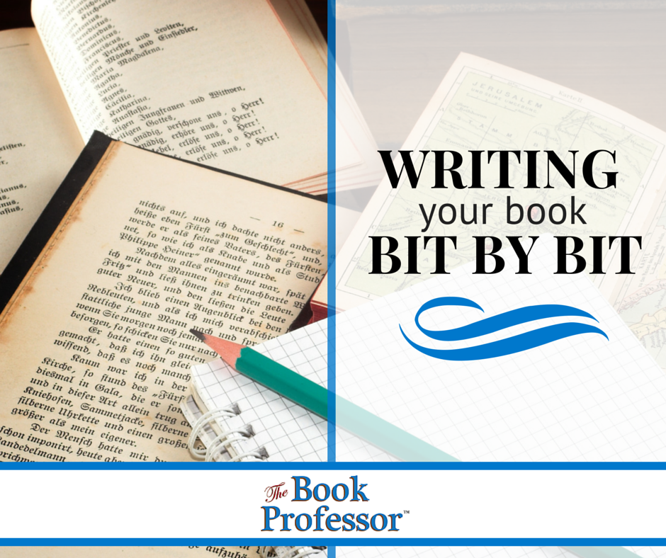 writing your book bit by bit book map how to organize a nonfiction book