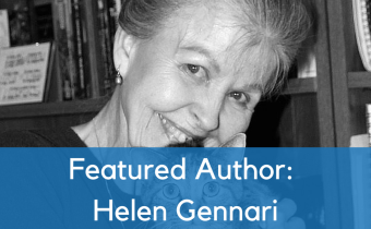 Featured Author - Helen Gennari had her book launch party for her first book, From The Heart of An Abandoned Daughter