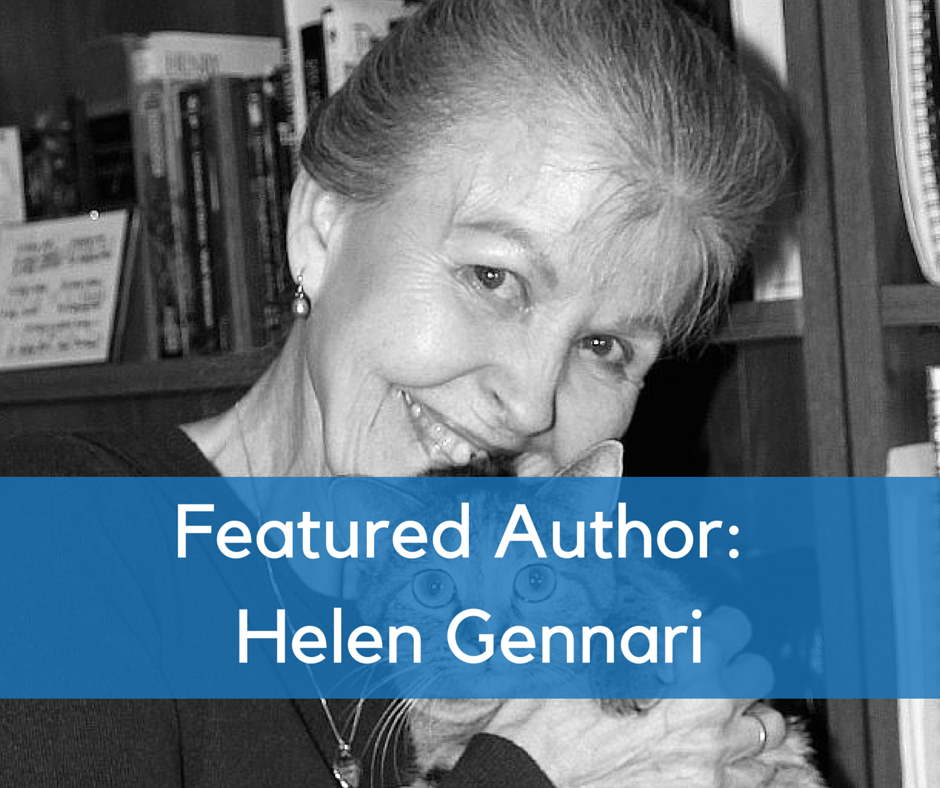 Helen Gennari publishes inspirational survival story