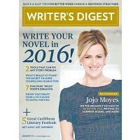 2015 Writer's Gift Guide - The Book Professor - gift subscription to Writer's Digest