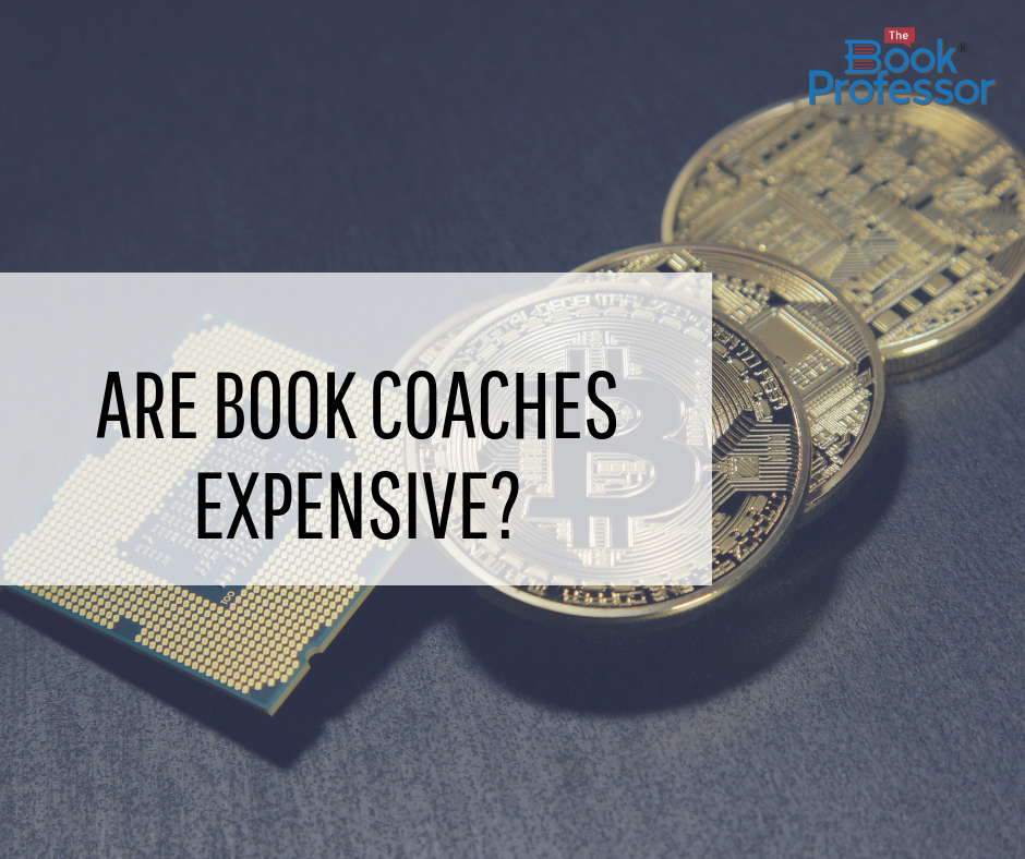 Are Book Coaches Expensive?