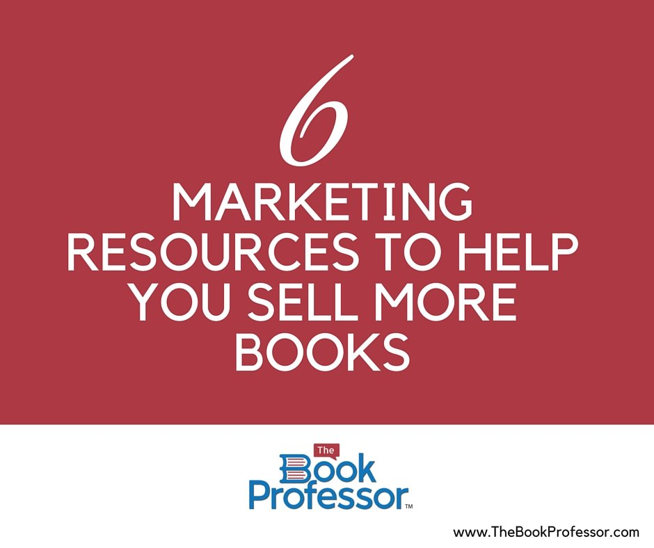 book marketing resources