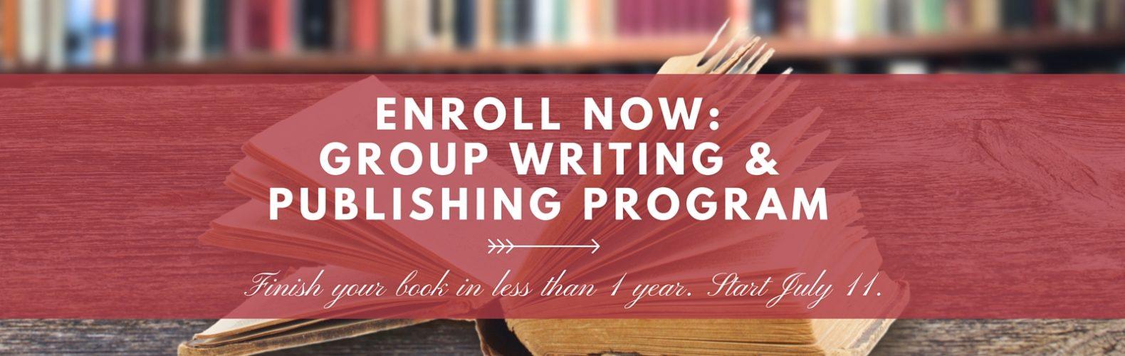 online book writing class