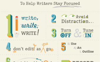10-Tips-for-Writers-Writing-Process-Focus-BookBaby