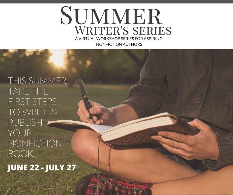 Summer Writer's Series