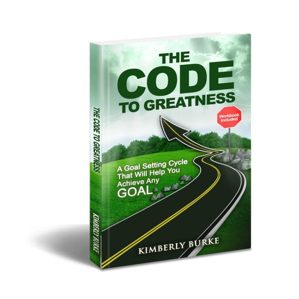 the code to greatness self help book