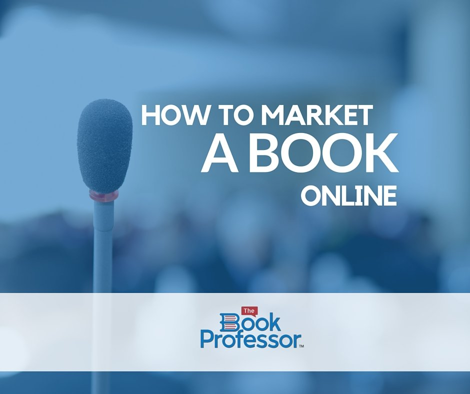 How to Market a Book Online