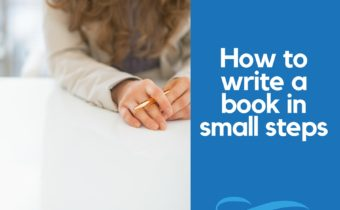 How to write a nonfiction book in small steps