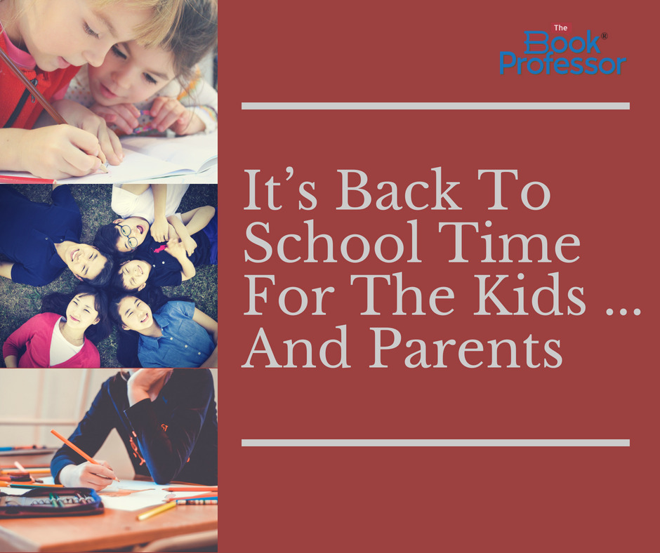 Back To School Isn't Just for the Kids