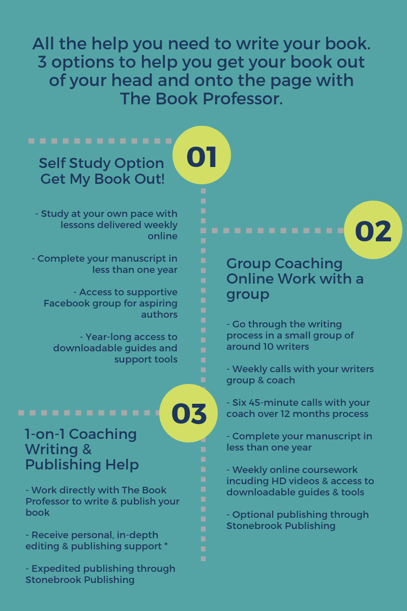 Nonfiction book coach online