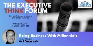 Doing Business with Millennials