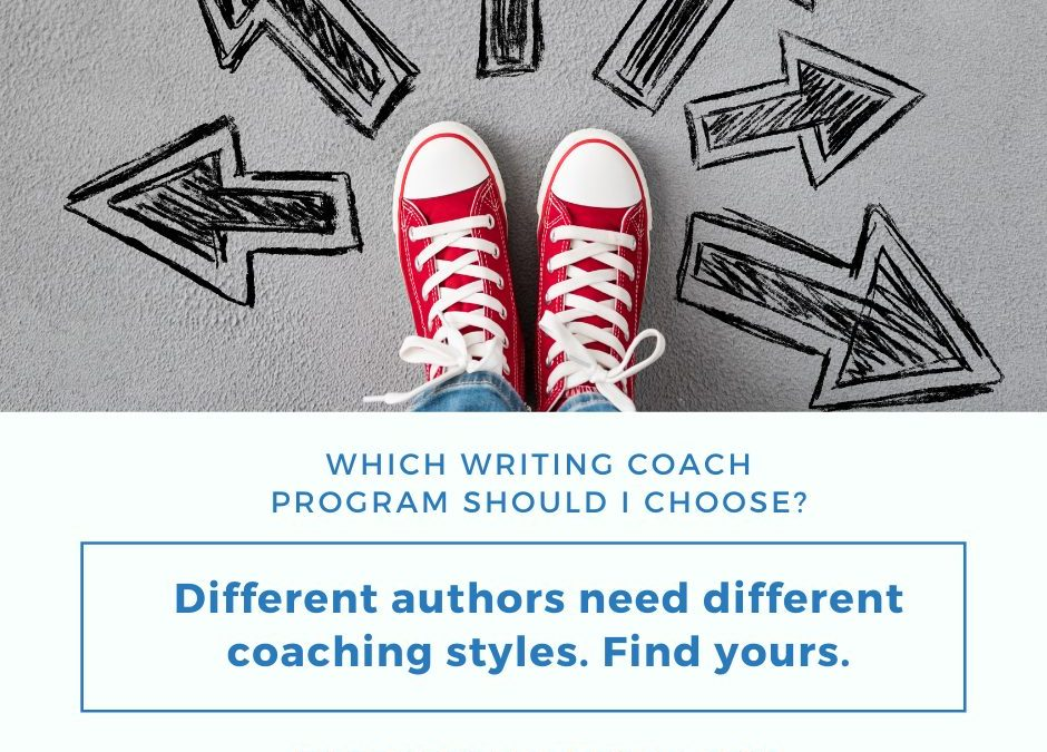 Which Writing Coach Program Should I Choose?