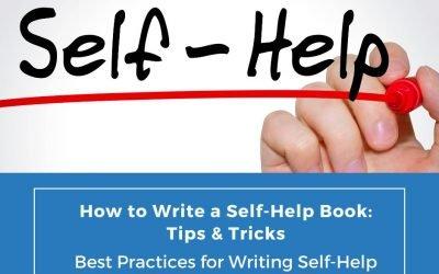 How to Write a Self-Help Book: Tips & Tricks